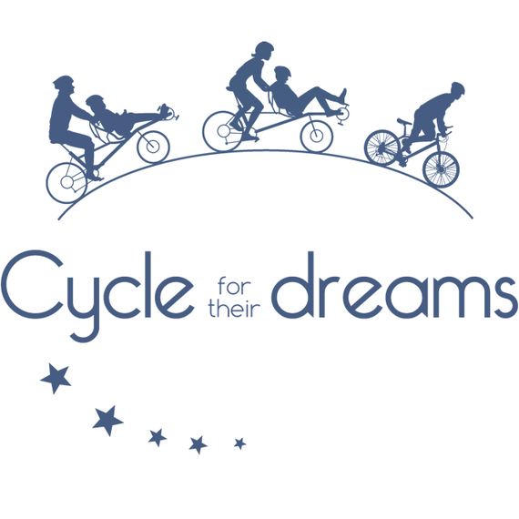 Cycle for their dreams