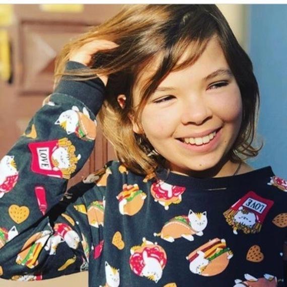 À la mémoire de Louise, pour réaliser les rêves d'enfants atteints de maladie