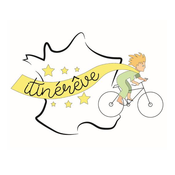 ⭐ Itinérêve - Le Tour de France à Vélo pour les Petits Princes !
