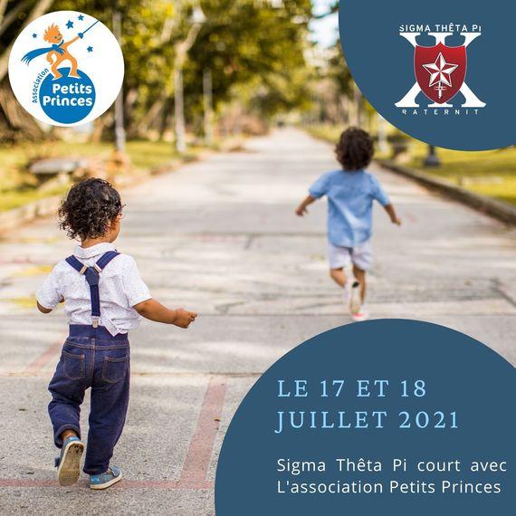 Sigma Thêta Pi court avec Petits Princes !